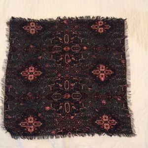 Madewell star pattern bandana